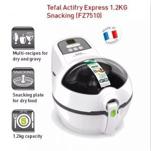 3. Tefal Actifry Express Air Fryer Review - Best Features Air Fryer image