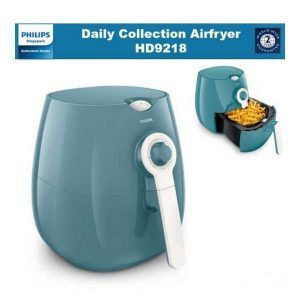 4. Philips Daily Collection Air Fryer HD9218/31 Review - Best for Small Families image