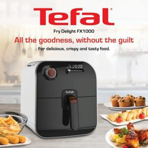 7. Tefal Fry Delight Air Fryer FX1000 Review - Great Value Air Fryer image