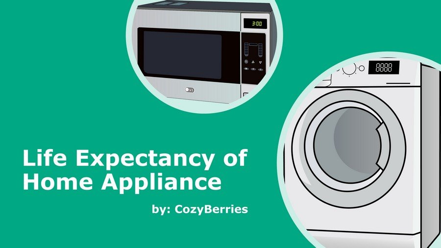 The Life Expectancy of Home Appliances image
