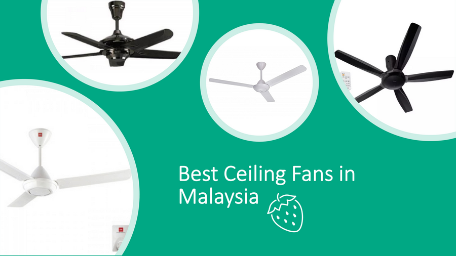 The 5 Best Ceiling Fans in Malaysia 2020 Review: For All Room Size image