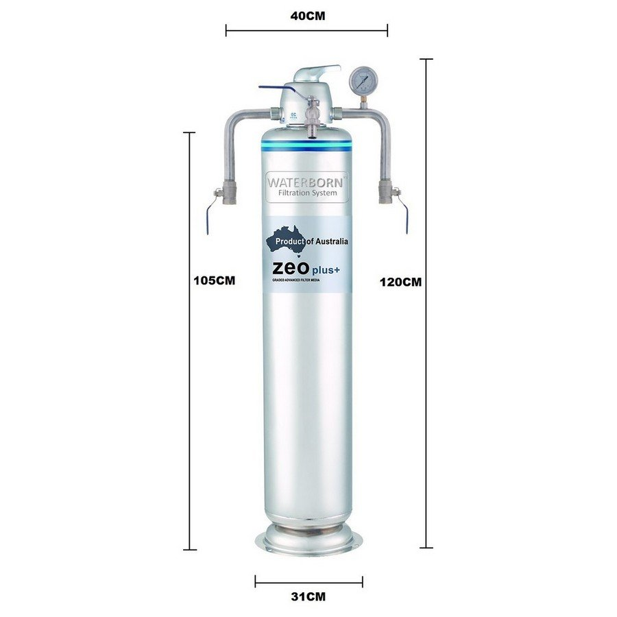 6. Aquasana Waterborn Outdoor Water Filter W-300Z Review - Best Outdoor Water Filter image