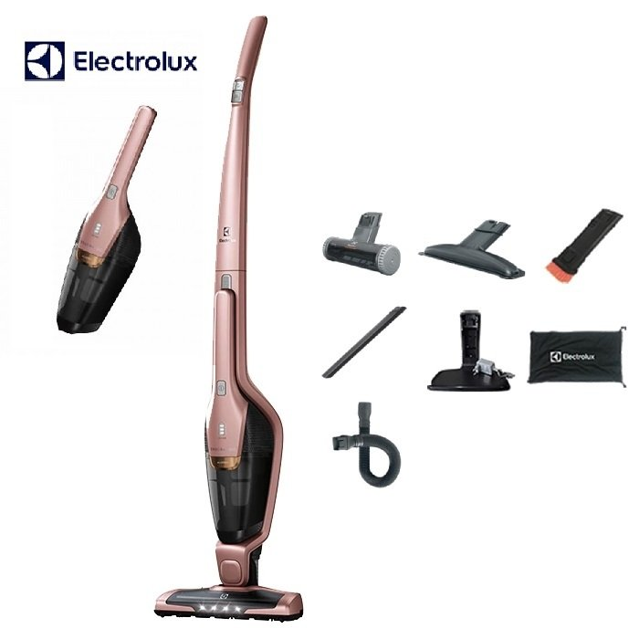 1. Electrolux Cordless Vacuum Cleaner ZB3314AK Review - Best Cordless Vaccum Cleaner (Overall) image