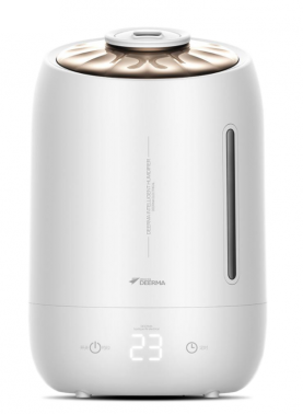 2. Deerma Smart Touch Air Humidifier F600 Review – Best Smart Humidifier image