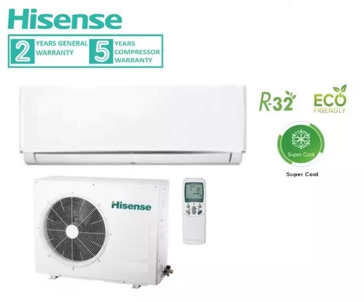 3. Hisense AN13DBG Review - Best 1.5 HP Non-Inverter Air Conditioner image