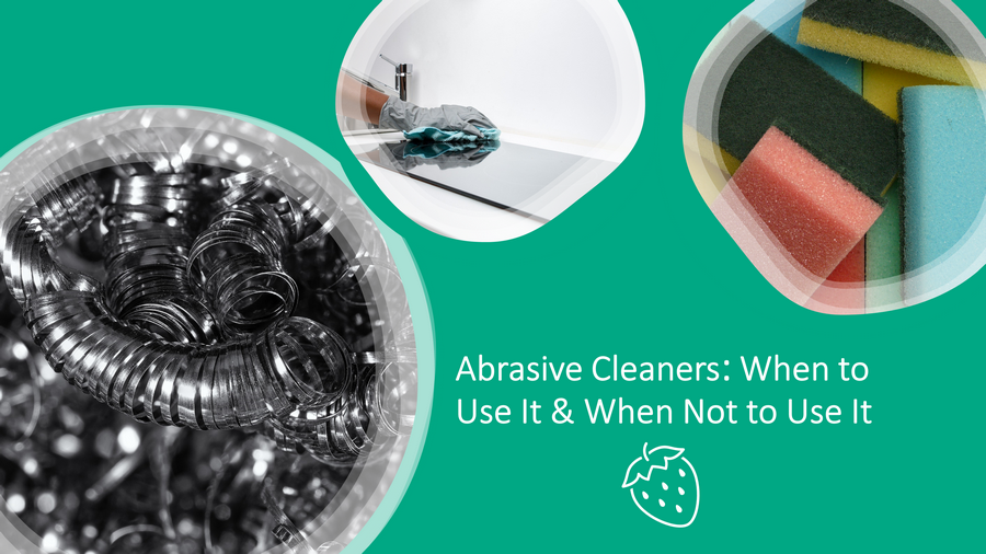 Abrasive Cleaners: When to Use It and When You Shouldn't guide image