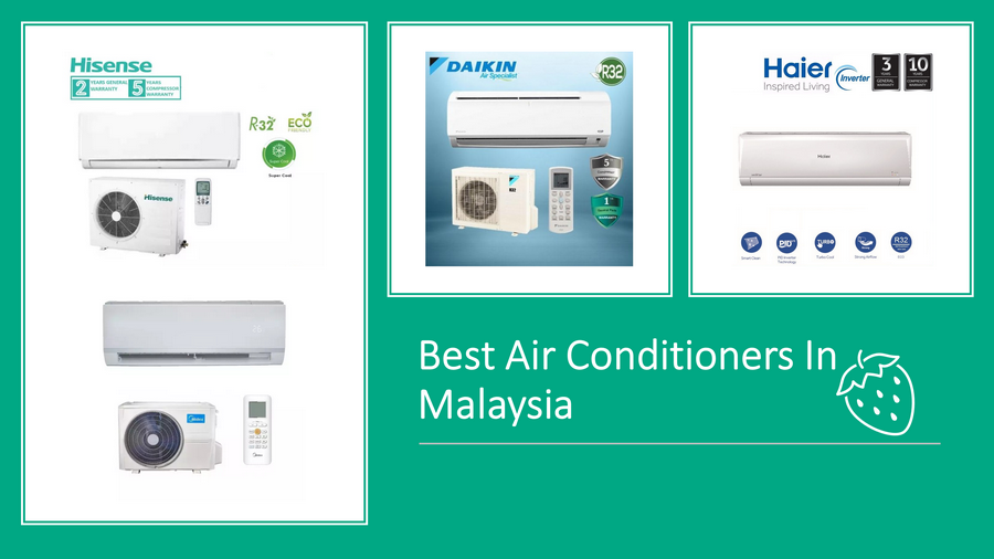 5 Best Air Conditioners In Malaysia 2020: Small & Large Room image