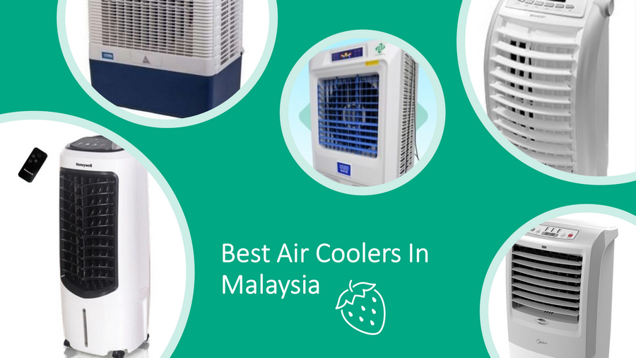 5 Best Air Coolers In Malaysia 2020 review: Evaporative & Ionizer image