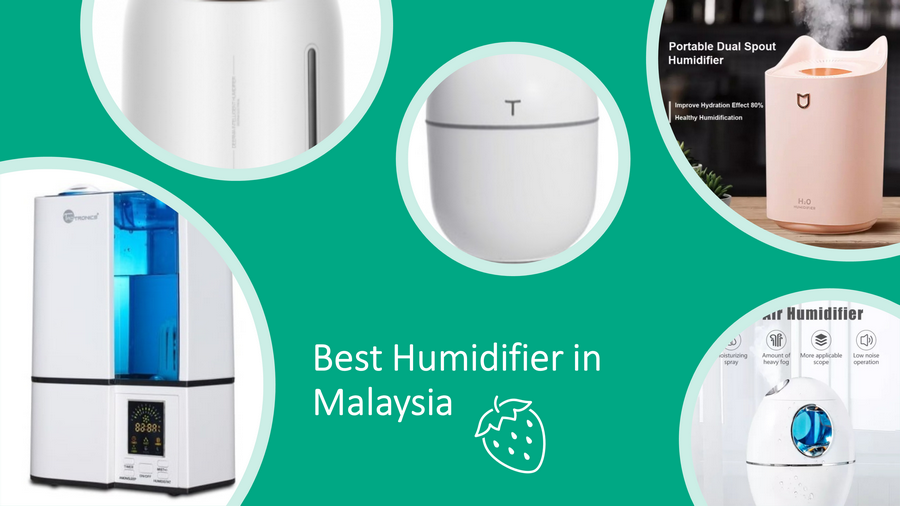 5 Best Humidifiers In Malaysia 2020 Review: Home & Office image