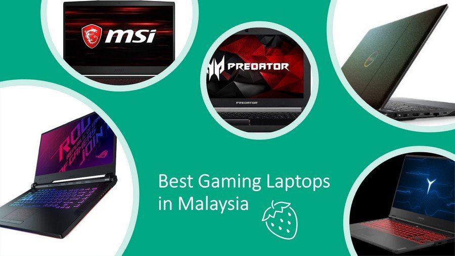 5 Best Gaming Laptops in Malaysia Review 2020: Cyber Games image