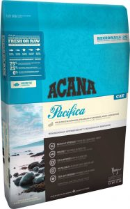 3. ACANA Pacifica Dry Cat Food [Review] - Best Premium Dry Cat Food