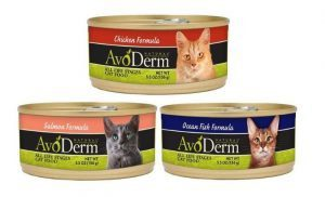 2. AvoDerm Natural Chicken/Ocean Fish/Salmon Canned Cat Food [Review] image