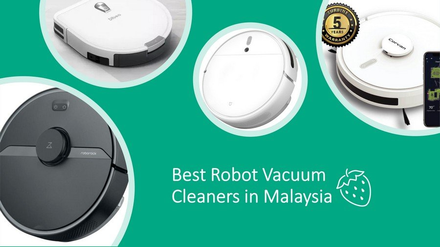4 Best Robot Vacuum Cleaners in Malaysia [Under RM2,000] Review image