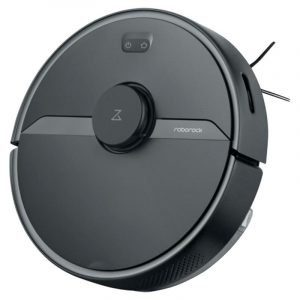 1. Roborock S6 Pure Robotic Vacuum Cleaner [Review] - Best Robot Vacuum Cleaner (Overall) image