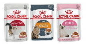 3. Royal Canin Pouch Instinctive/Intense Beauty/Kitten Wet Cat Food [Review] image