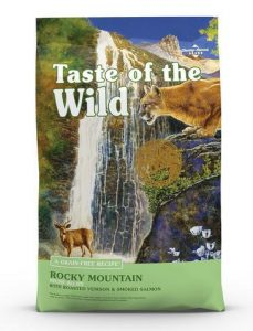 1. Taste of the Wild Rocky Mountain with Venison & Smoked Salmon [Review] - Best Dry Cat Food (Overall) image