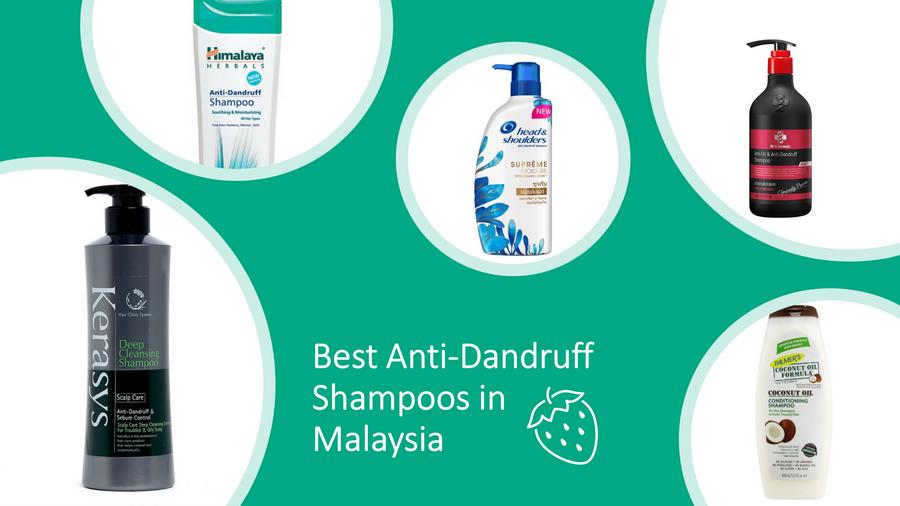 5 Best Anti-Dandruff Shampoos In Malaysia 2021: Scalp Health image