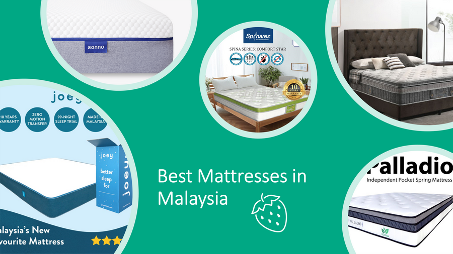 6 Best Mattresses In Malaysia 2021 Review: No More Back Pain image