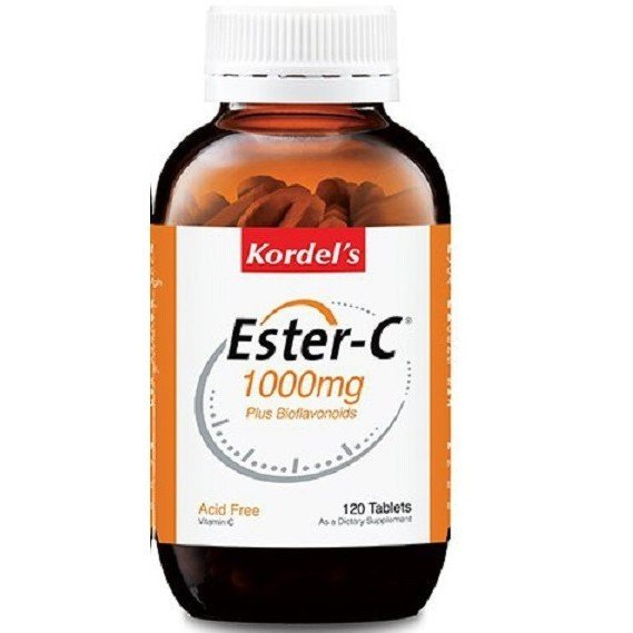1. Kordel's Ester C 1000mg Review image