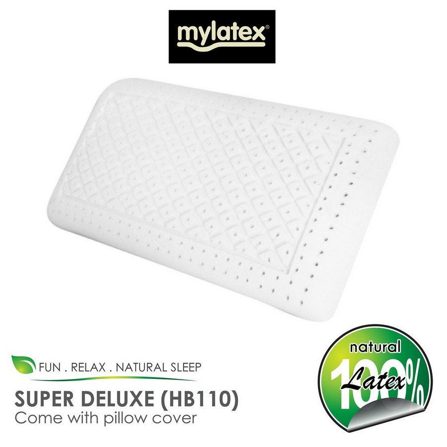 1. Mylatex HB110 100% Natural Latex Pillow Review image