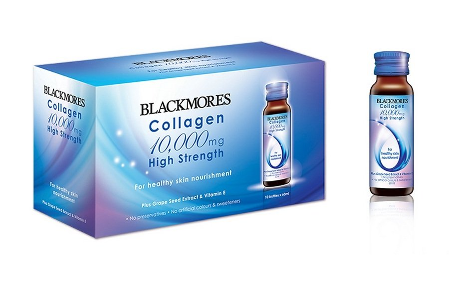 2. BLACKMORES Collagen 10000mg High Strength [Review] image