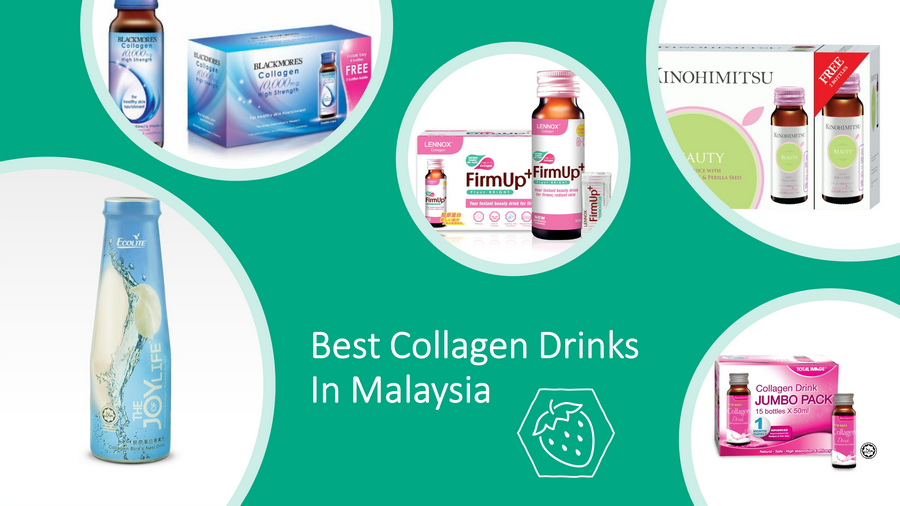 5 Best Collagen Drinks In Malaysia 2021 Review: Beauty Skin! image