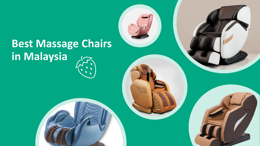 5 Best Massage Chairs In Malaysia 2021 Review: Gift for Them image