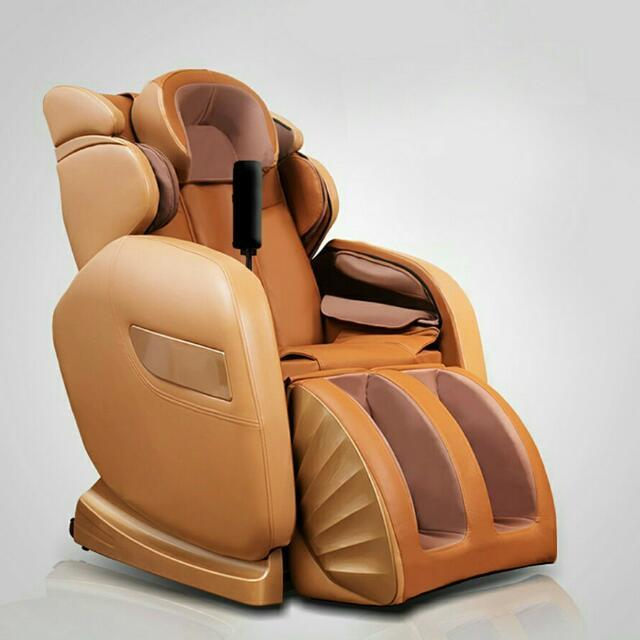 4. GTE MW-906 4D Zero Gravity Massage Chair [Review] image
