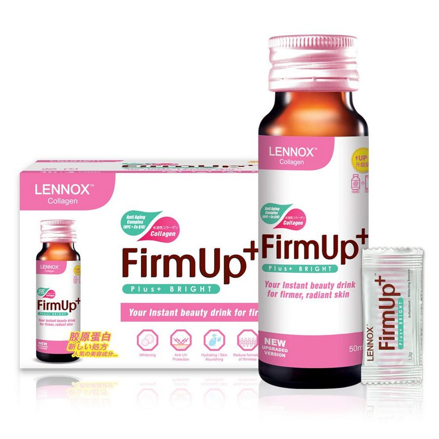 1. Lennox Firm Up Plus+ Bright Collagen [Review] image