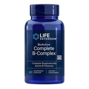 1. Life Extension BioActive Complete Vitamin B-Complex [Review] image