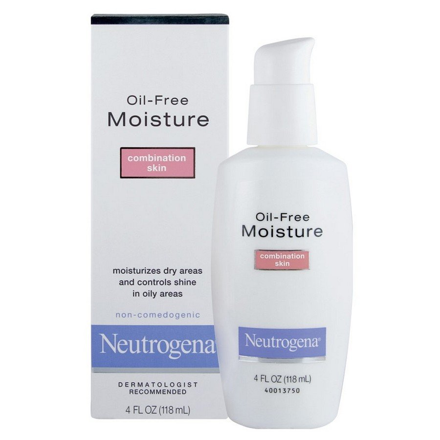 5. Neutrogena Oil-Free Moisture Combination Skin [Review] image