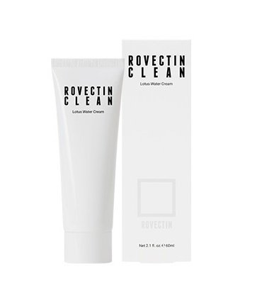 6. Rovectin Clean Lotus Water Cream [Review] image