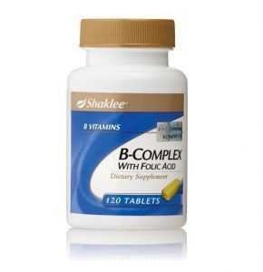 3. SHAKLEE B Complex Vitamins [Review] image