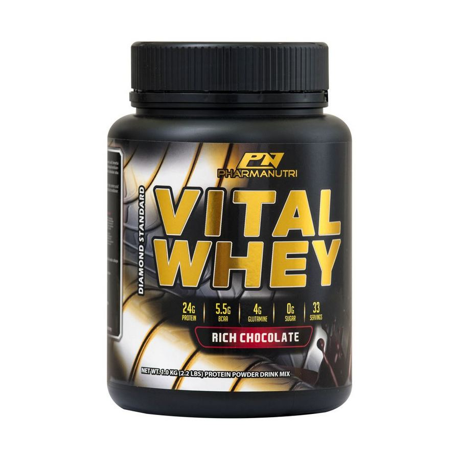 3. Vital Whey Protein [Review] image