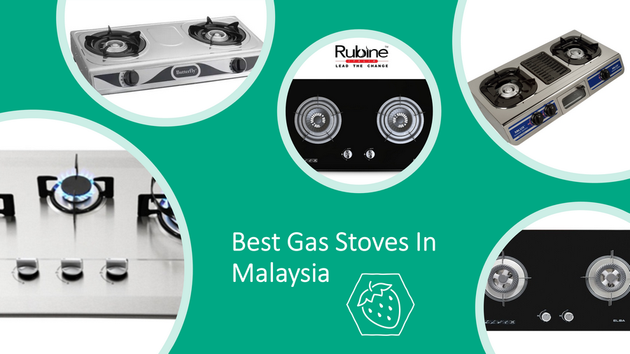 5 Best Gas Stove In Malaysia 2021 Review: Budget & Premium image