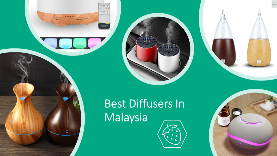 5 Best Diffusers In Malaysia 2021: Aromatic Home, Room & Car Review