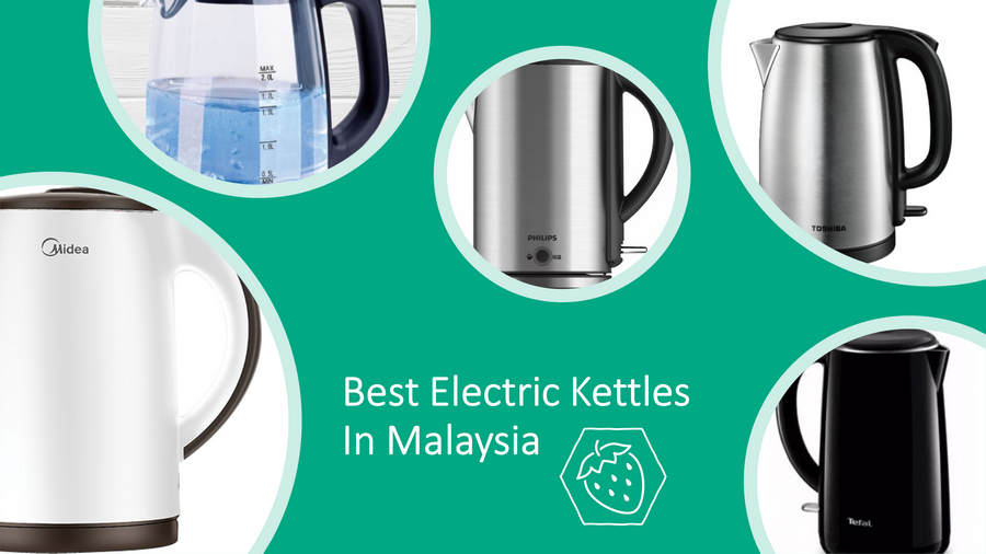 5 Best Electric Kettles In Malaysia 2021 Review: Top Value! images