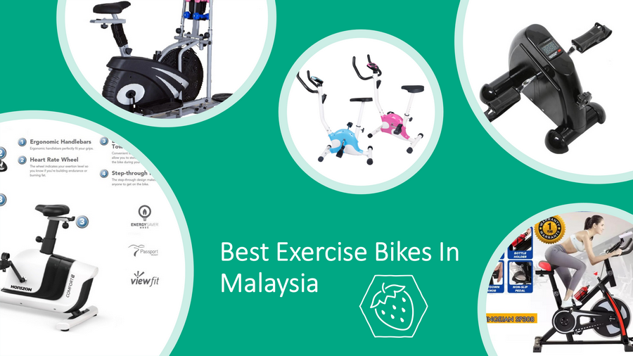 5 Best Exercise Bikes In Malaysia 2021 Review: Home Exercise image
