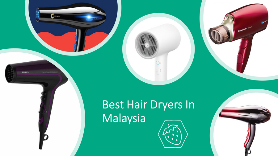5 Best Hair Dryers In Malaysia 2021 Review: Budget & Premium image