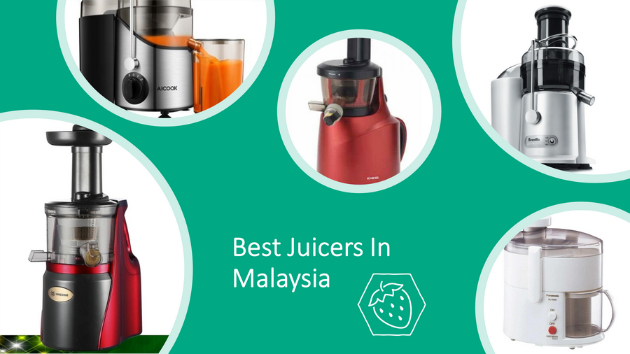 5 Best Juicers In Malaysia 2021: Budget, Premium, and Value! Image