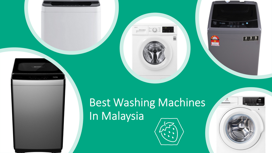 5 Best Washing Machines In Malaysia 2021: Top & Front Load image