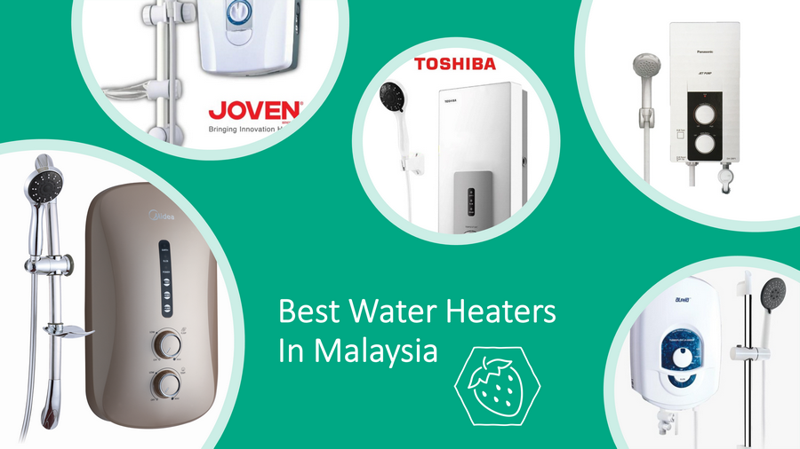 5 Best Water Heaters In Malaysia 2021 Review: Silent DC Pump image