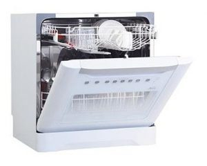 2. Electrolux ESF6010BW Free Standing Dishwasher Review image