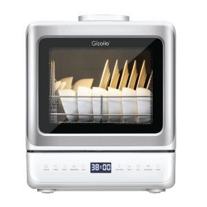 1. Giselle Strongest Table Top Dishwasher Review