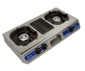 3. Milux MSS-2500G Gas Stove Review image