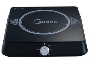 3. Midea Induction Cooker C16-RTY1619-BK Review image
