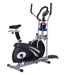 2. Lexcon Fitness Multifunction Cross Trainer Review image