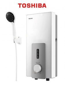 3. Toshiba DC PUMP Inverter Silent Instant Shower Water Heater DSK38S3MW [Review] image