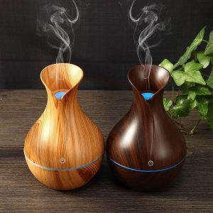 1. Aromatherapy 130ml Ultrasonic Air Diffuser [Review] image