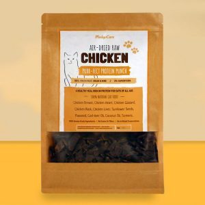 1. PledgeCare Chicken Recipe for Cats [Review] - Best Air-Dried Cat Food image